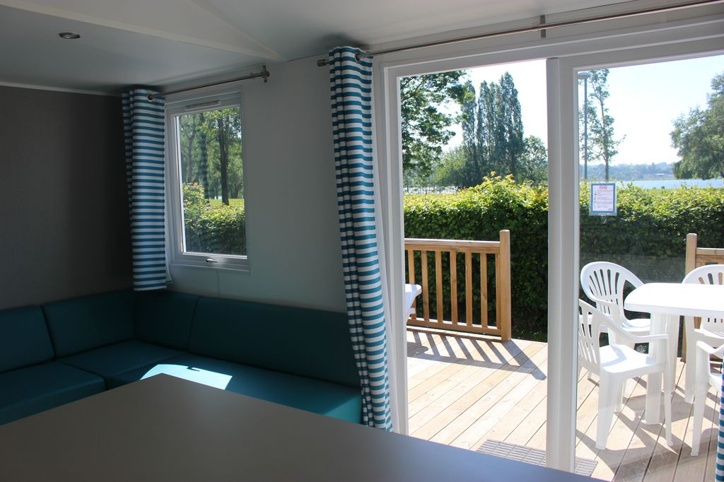 terrasse mobilhome 3 chambres